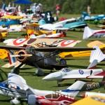 A Busy Flight Line