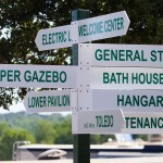 Triple Tree has become so large, it now has its own street signs!