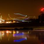 Night Flying at Joe Nall