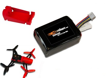 MaxAmps.com Battery Upgrade for Parrot Bebop