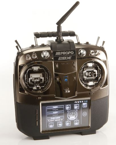 Highlights of the new JR 28X Radio System