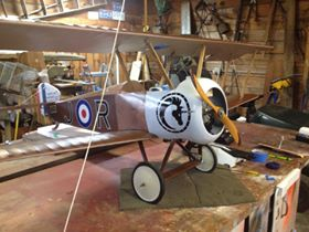 Sopwith Camel Update — Build-Along Part 31