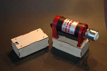 Flight Line Hobby's Easy Add-on Starter Battery Box