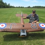 Workshop Build-Along — Sopwith Camel Part 30 — Test Flight with Video