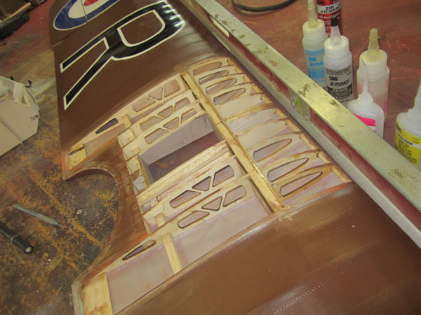 Patching up a Camel — Wing Repairs