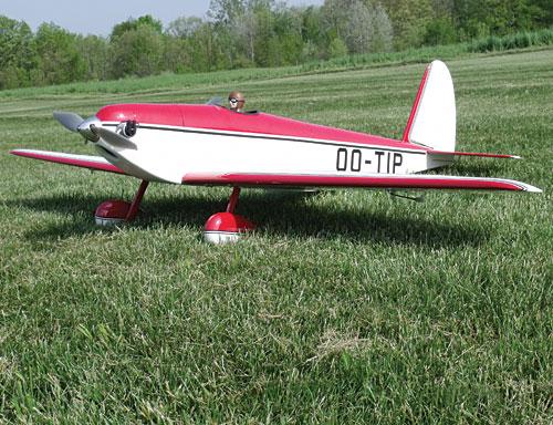 Avions Fairey Tipsy S2