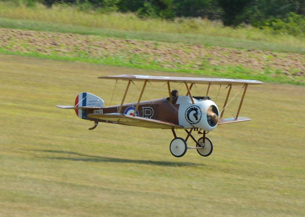in for a landing - Long Island Sky Hawks Dawn Patrol