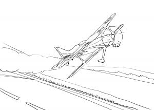 Drawing - Plane
