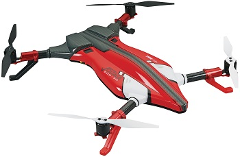 Heli-Max Voltage 500 3D Quadcopter Rx-R