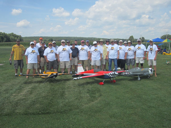 National Model Aviation Day — Local RC modelers get involved