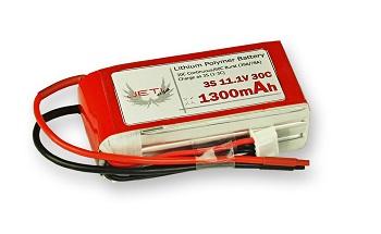 Jeti Pro Power 30C Li-Poly Batteries