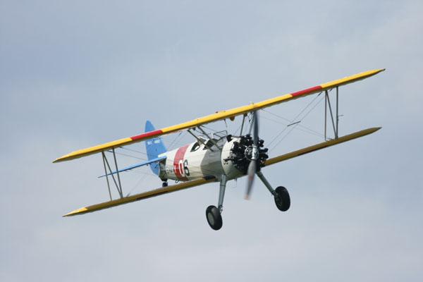 flying on location - Long Island Sky Hawks Dawn Patrol