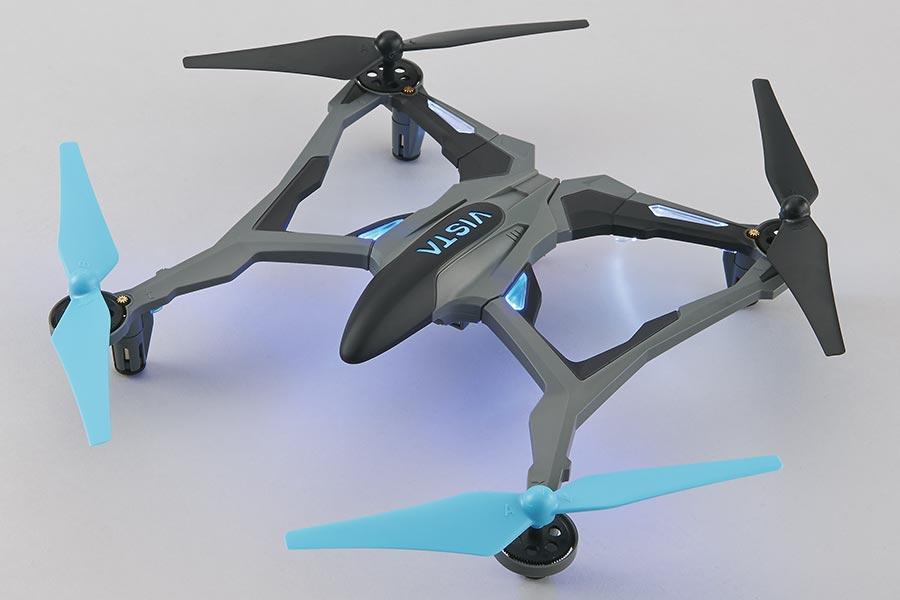 Video: Dromida Vista UAV