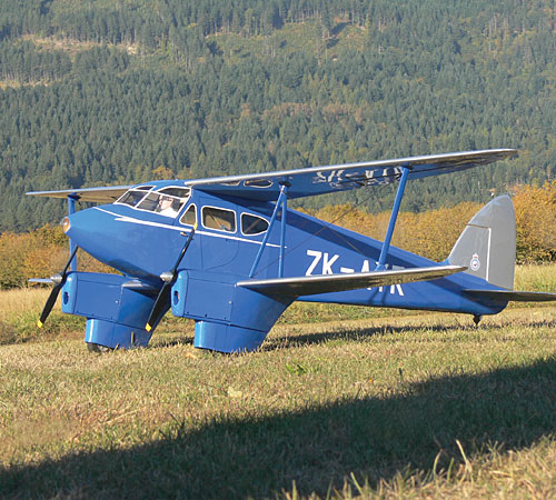 The DH 90 Dragonfly