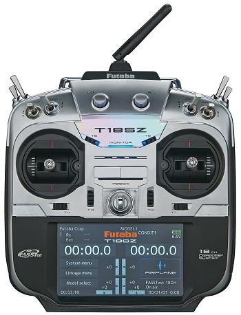 Futaba 18SZA 2.4GHz R7008SB Radio System