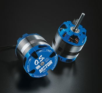 O.S. Engine Brushless Heli Motors