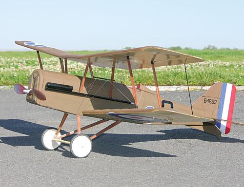 S.E.5a WW 1 Scout
