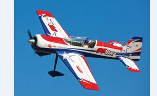 RC Aerobatics: Fly the Waterfall
