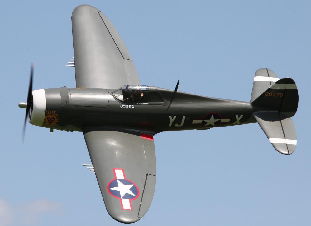 Exclusive! Top Flite Giant Scale P-47 Razorback