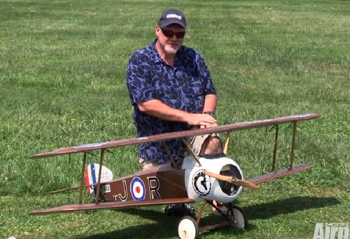 Sopwith Camel — Video Sneak Peek