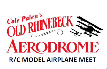 Helping the Old Rhinebeck Aerodrome