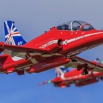 Red Arrows RC Airshow