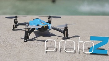 Video: Proto-Z Micro Electric Drone RTF