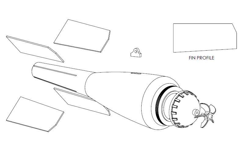 3D CAD Bomb