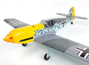 HobbyKing Messerschmitt BF-109 German Fighter GP/EP 1560mm (ARF)