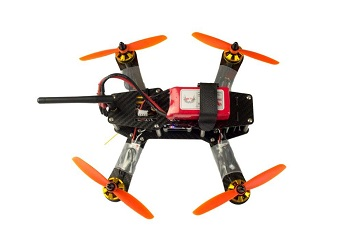 Detroit Multirotor Company Pitbull FPV Kit