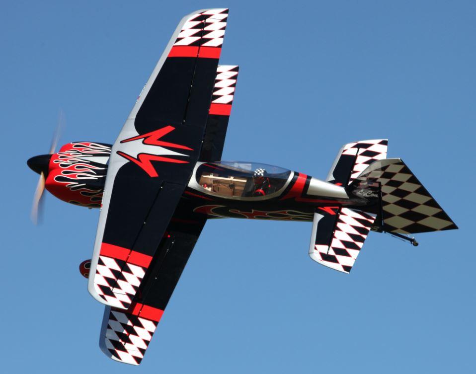 Exclusive Sneak Peek — Hangar 9 60cc P3 Revolution Biplane