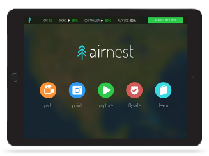 Airnest iOS App For Drones (5)