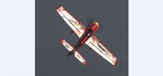 RC Airplane Aerobatics: Master the Rolling Loop