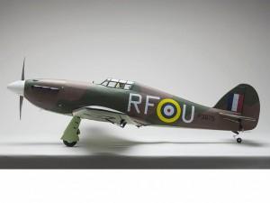Kyosho Warbird Hawker Hurricane GP50 ARF (6)