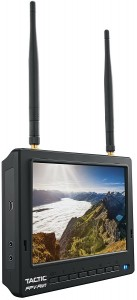 Tactic FPV-RM1 HD Monitor And Receivers  (1)