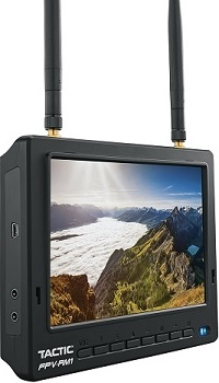 Tactic FPV-RM1 HD Monitor And Receivers
