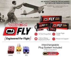 VenomPowerFly-LandingPage