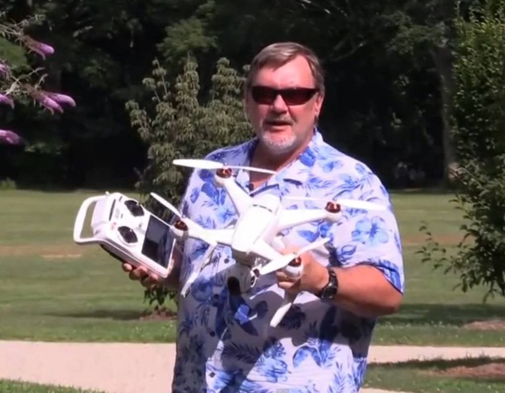 How to take great photos and video with your rotordrone
