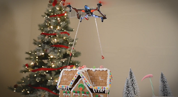 Drone Home Delivery [VIDEO]