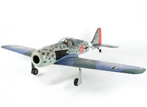 Focke Wulf FW-190A Balsa .46 GPEP 1500mm (ARF) (1)