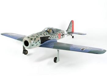 Focke Wulf FW-190A Balsa .46 GP/EP 1500mm (ARF)