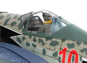 Focke Wulf FW-190A Balsa .46 GPEP 1500mm (ARF) (4)