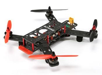 HobbyKing Smack TF250C Quad Copter