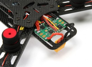 HobbyKing Smack TF250C Quad Copter (4)