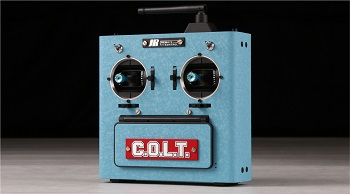 JR COLT 2.4GHz Retro Radio System