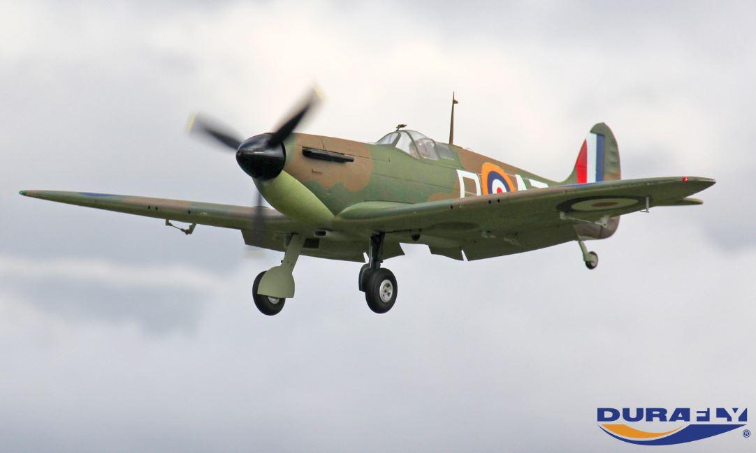 Durafly Spitfire Mk1a