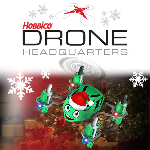 Hobbico 12 Days of Drones Giveaway