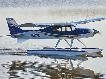 Avistar 30cc/EP ARF Sport Trainer [VIDEO]