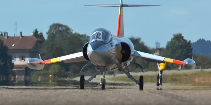 Supersonic Scale Starfighter