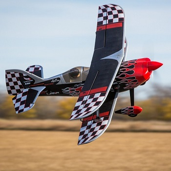E-flite Carbon-Z P2 Prometheus BNF And PNP [VIDEO]